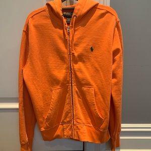 Polo Ralph Lauren Light Zip-Up Hoodie